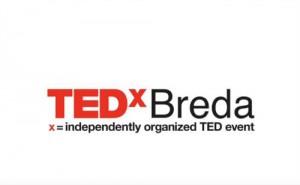 Logo TEDxBreda Machteld Cossee